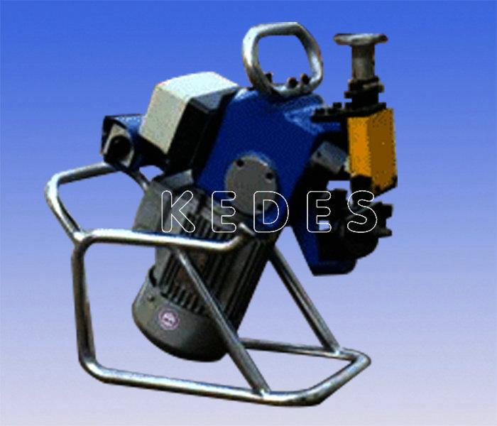 KBM-8N手提式滚剪坡口机