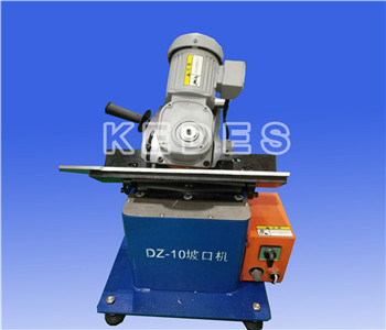 DZ-10自动送材小板电动坡口机